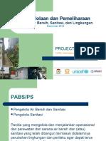 'Dokumen.tips Materi Om Badan Pengelola Sarana Air Bersih Master Meter Sanitasi Program Kota Care Indonesia