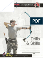 Archery Drills and Skills