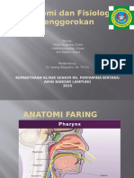 Anatomi Fisiologi Tenggorokan