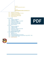 Distribución Trabajo Programación y Control de Obra Monografía