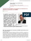 Dépêche AEF  Jean-Paul Charlez détaille son programme au lendemain de sa réélection à la présidence de l¹ANDRH (3)