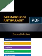 FARMAKOLOGI ANTIPARASIT