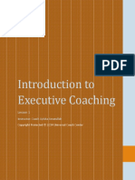 01 Introduction to Executive Coaching