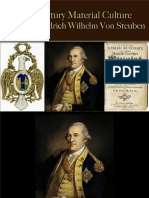 Military - American War for Independence - Von Steuben