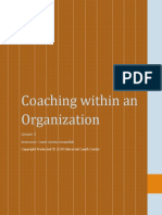 02 Coaching Within an Organization