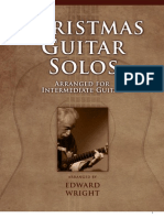 Christmas Guitar Solos(Samples)