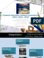 PEIC 2016 - 2019