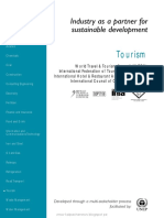 Industry as a Partner for Sustainable Development Developed Through a Multi-stakeholder Process Facilitated by Tourism