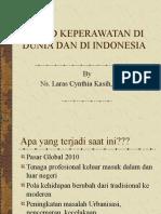 Trend Keperawatan Di Dunia Dan Di Indonesia