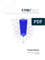 ETABS 2015 15.2.2-Report Viewer