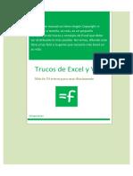 Trucos de Excel y VBA v3 - Copia