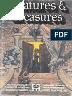 Rolemaster - Creatures & Treasures I - ICE1400