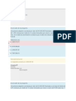 Quiz Matematica Financiera II