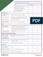 IEP Binder Checklist ENG