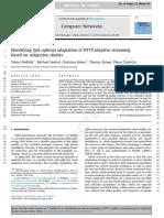 2015 Identifying QoE Optimal Adaptation of HTTP Adaptive Streaming Based on Subjective Studies