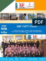 Presentasi SMK Yasti 2016