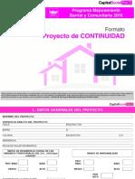 Mb Formato Proyectos Continuidad 2016