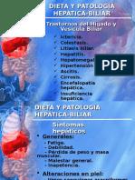 Dieta y Patología Hepático-Biliar