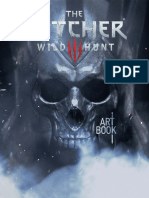 The Witcher 3 Wild Hunt Artbook (Small)