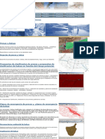 Planes de Emergencia de Balsas y Presas - Propuestas de Clasificacion de Balsas y Presas
