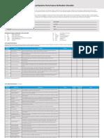 CAVSP Checklist