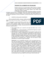 Caderno de Direito Do Trabalho - 2015.1