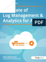 AST-0148811 the State of Log Management and Analytics for AWS