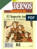 Cuadernos De Historia 16 161 El Imperio Turco 1985.pdf