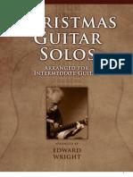 Christmas Guitar Solos