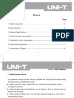Telurómetro UT522.pdf