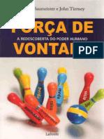 Forca de Vontade - Roy F. Baumeister.pdf