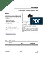 VNQ660SP datasheet