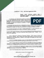 Resolução II Concursco Público CFSD 2016