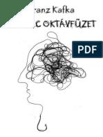 Franz Kafka - A nyolc oktávfüzet.epub