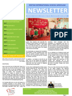 14 Newsletter 16th December 2016