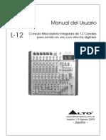 Manual l12