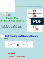 5. Diode and Its Application 2