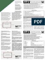 Manual Instalacion Protector de Fase Dtp 3