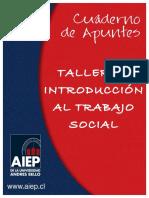 CUADERNILLO DE APUNTES 2015 ANGELINA Taller de  Introducción Trabajo Social - SES118 (1) (1).pdf