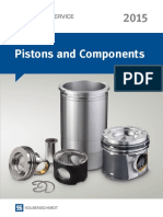Kolben Und Komponenten - Pistons and Components - Pistons Et Composants - Pistones y Componentes - Поршни и Компоненты