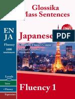 Campbell M Shirakawa Glossika Japanese Fluency 1 2015