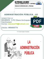 Definición de Administración Publica (1)