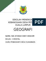 Geografi PAT