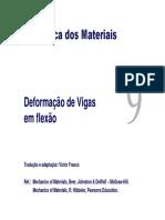 09-Deformacao de Vigas em Flexao - PT.pdf