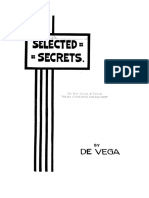 DeVega - Selected Secrets.pdf