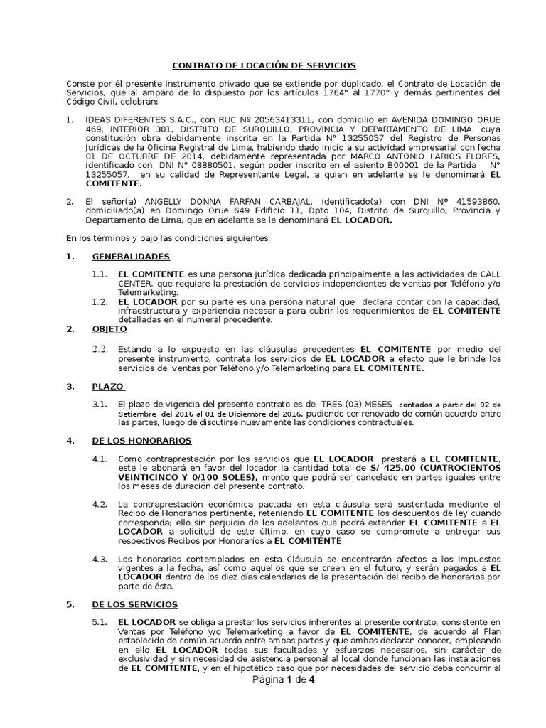Atractivo Sin Plantilla De Contrato De Competencia Galería - Ejemplo ...