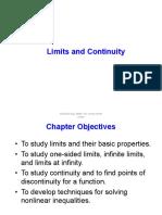 Notes 8 Limits