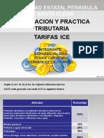 Tarifa Ice Grupo 3