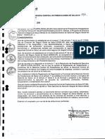 Directiva de Atención Integral en Salud Mental