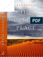 The Crying Place by Lia Hills - excerpt